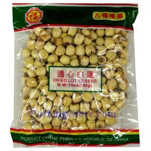 Picture of Luck Eight Brand Dried Lotus Seed 10 oz