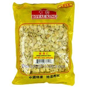 Picture of Royal King Dried Southern Apricot Seed (Nanxing) 12 oz