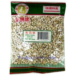Picture of Golden Lion Chinese Pearl Barley 6 oz