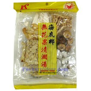 Picture of Double Horse Brand Heat Cooling Herbal Soup Stock