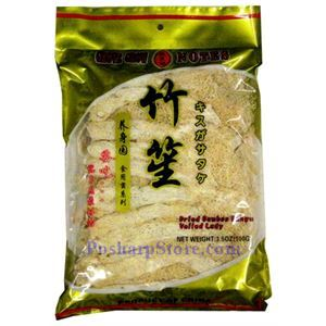 Picture of Grove Grow Notes Dried Bamboo Fungus (Netted Stinkhorn) 3.5 oz