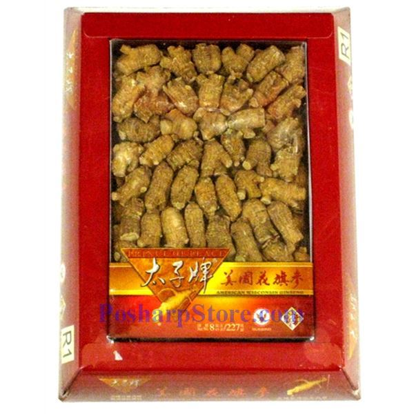 Picture for category Prince of Peace American Ginseng Round  Root R1