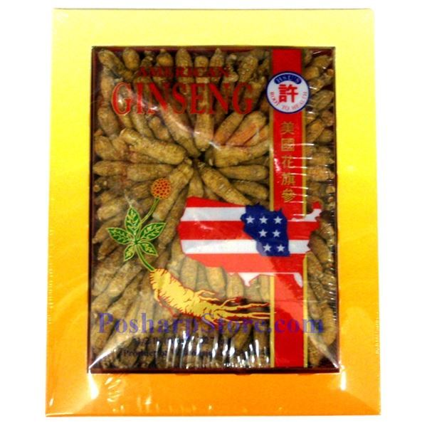 Picture for category Shu's  American Ginseng Small Short 8oz