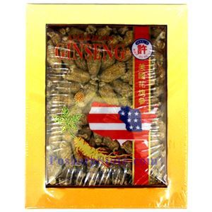 Picture of Shu's  American Ginseng Medium Short 8oz
