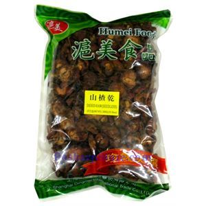 Picture of Humei Dried Chinese Hawthorn (Shanzha) 10.5 oz