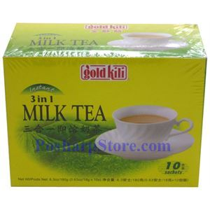 Picture of Gold Kili 3-In-1 Milk Tea 10 Sachets