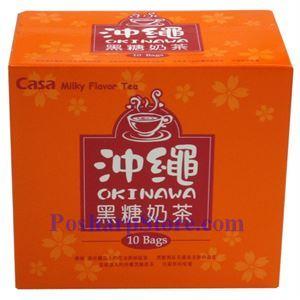 Picture of Casa Milky Flavor Tea with Brown Sugar