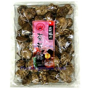 Picture of Havista Dried Shiitake Mushrooms with Tea Flower 6 oz