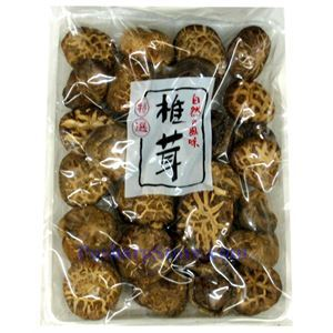 Picture of Domega (Easte Dragon) Dried Shiitake Mushrooms 6 oz