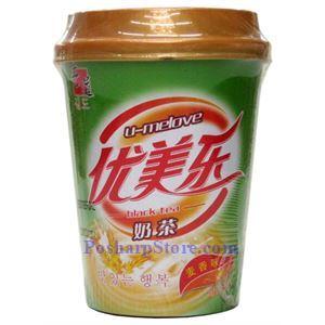 图片 优美乐麦香奶茶