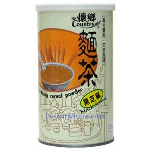 Picture of Country Cereal Powder, Black Sesame Flavor