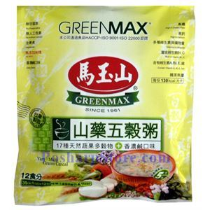 Picture of GreenMax Yam and Multi Grains Meal