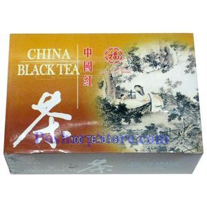 Picture of Lucky Eight Brand China Black Tea 100 Teabags