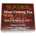 Picture of Foojoy  Wuyi Oolong Tea 100 Teabags
