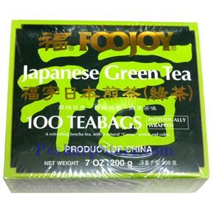 Picture of Foojoy  Japanese Green Tea 100 Teabags