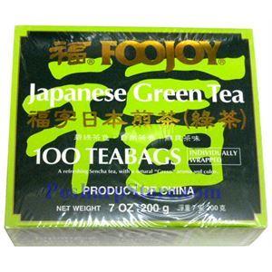 图片 福牌福字日本绿茶 100茶袋装