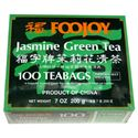Picture of Foojoy  Jasmine Green Tea 100 Teabags