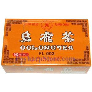 Picture of Butterfly Brand  China Fujian Oolong Tea 100 Teabags