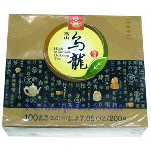 Picture of High Mountain  Oolong Tea 100 Teabags
