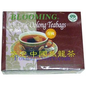 Picture of Blooming  Organic Oolong Tea 100 Teabags