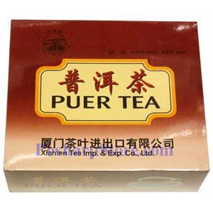 Picture of Sea Dyke  Puer Tea 100 Teabags