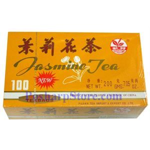 Picture of Sprouting  Jasmine Tea 100 Teabags