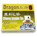 图片 龙牌茉莉花茶 100茶袋装