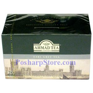 Picture of Ahmad Earl Grey Tea 20 Teabags
