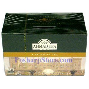 Picture of Ahmad Cardamon Tea 20 Teabags
