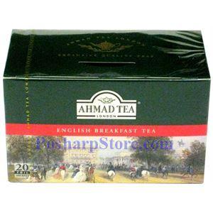 图片 Ahmad 牌英国早餐茶 20茶袋