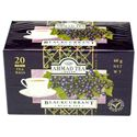 Picture of Ahmad Blackcurrant Black Tea, 20 Teabags