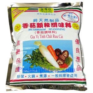 Picture of Po Lo Ku Mushroom Seasoning With Calcium & Vitamin Fortified 17 Oz