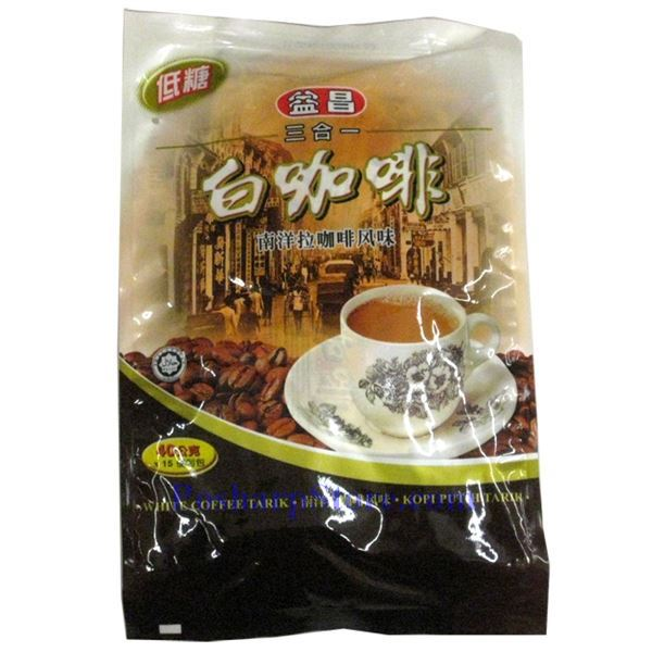 Picture for category Aik Cheong 3-In-1 White Coffee with Less Sugar