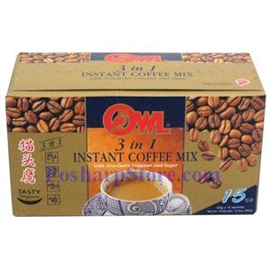 Picture of Owl 3-In-1 Instant Coffee Mix