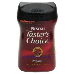 Picture of Nescafe Taster's Choice Original Gourment Instant Coffee 7oz