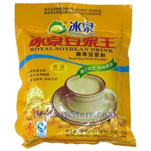 Picture of Bingquan Instant Royal Soybean Milk