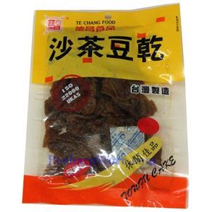 Picture of Te Chang Food Dried BBQ Beancurd