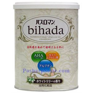 Picture of Bath Roman Bihada Bath Salt White Lily