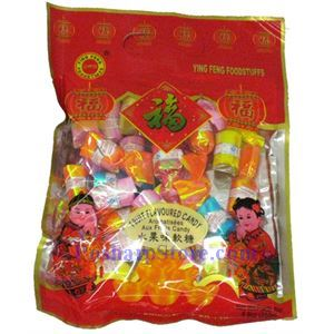 Picture of Ying Feng Foodstuffs Fruit Flavored Candy (Soft)