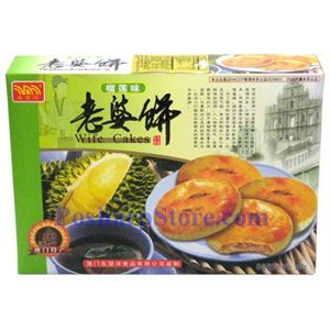 Picture of Dong Wang Yang Macau Durian Flavored Wife Cake