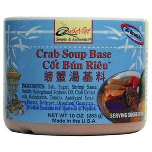 Picture of Quoc Viet Foods Crab Soup Base