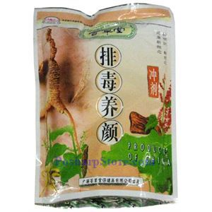 Picture of Baicaotang Instant Detox Herbal Tea for Beauty