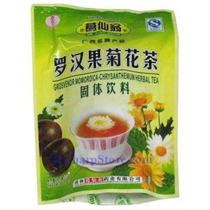 Picture of Gexianweng Grosvenor Momordica and Chrysanthemum Herbal Tea