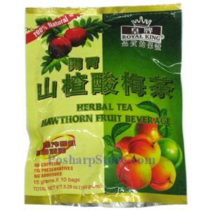 Picture of Royal King Hawthorn Fruit  Beverage