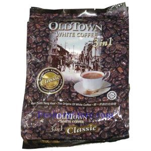 Picture of Kopi Old Town 3-In-1 Instant White Coffee with Classic Flavor