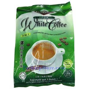 Picture of Chekhup 3-In-1 Instant White Coffee with Low Sugar18.5 oz
