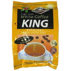 图片 Chekhup牌三合一香浓白咖啡 15小袋