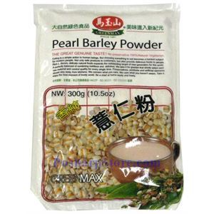 Picture of GreenMax 100% Pearl Barley  Powder 10.5 Oz