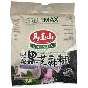 Picture of GreenMax Yam & Black Sesame Cereal