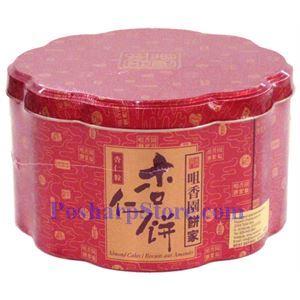 图片 咀香园牌杏仁饼